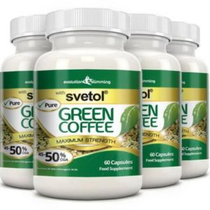 Pure Svetol Green Coffee Bean